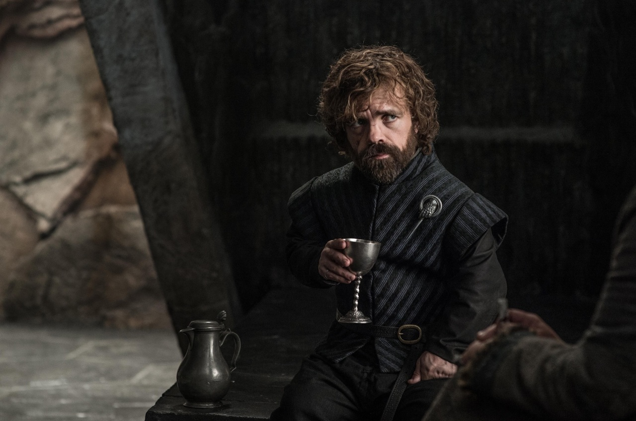 Come Tyrion Lannister.