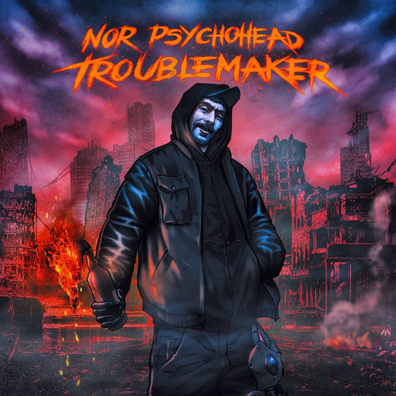 "Recensione:  ""Troublemaker"" di NorPsychohead."
