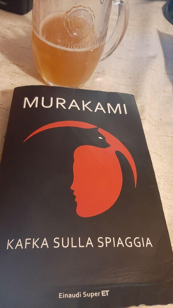 """Recensione Libro – """"Kafka Sulla Spiaggia"""" diMurakami."""
