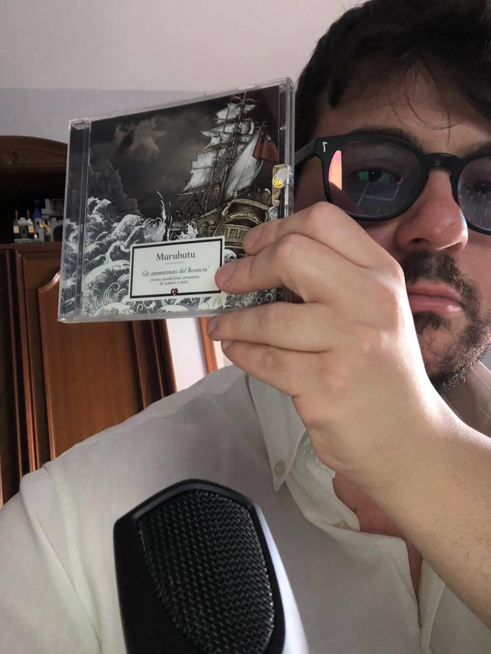 """#Recensione scritta e #Video:""""Ammutinati del Bouncin'"""" diMurbutu."""