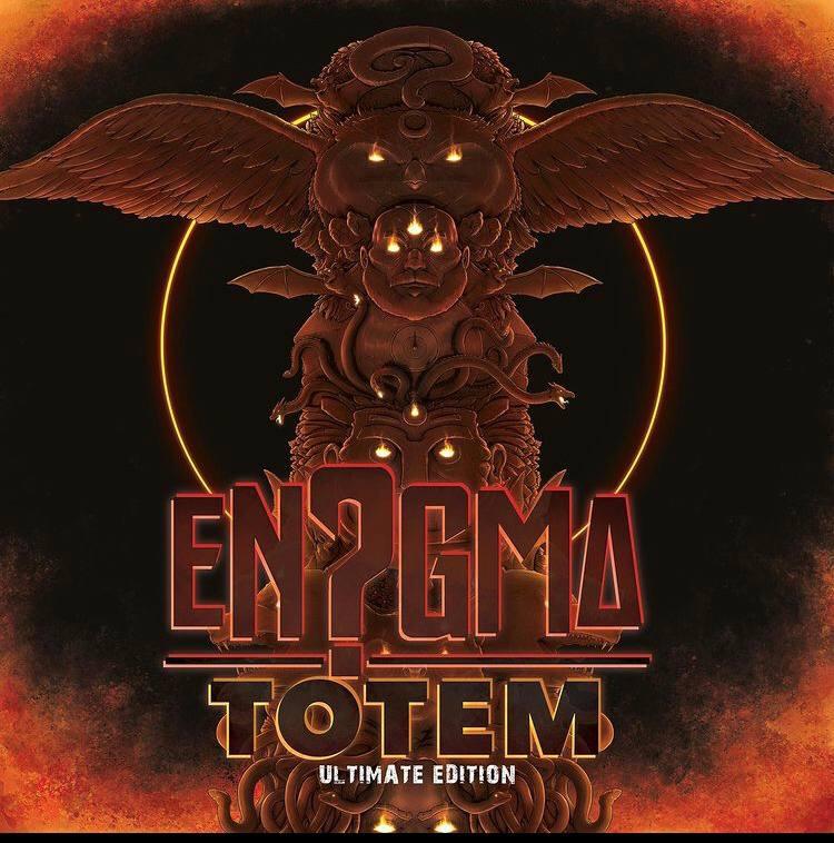 """#Recensione finale di """" #Totem"""" di En?gma. UltimateEdition!"""