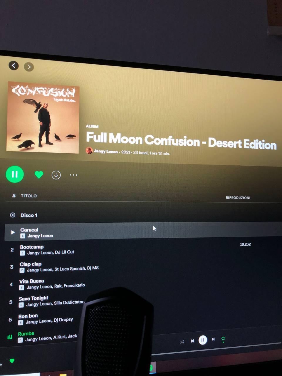 "#Podcast: #WeeklyRAP – 6° Puntata ""FullMoon Confusion"" (DesertEdition)"