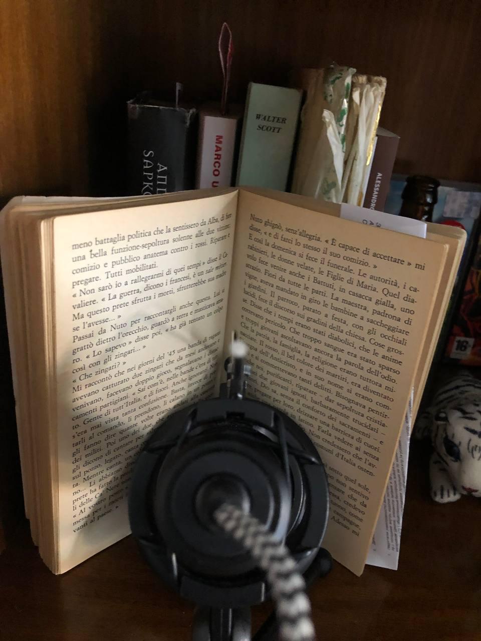 "#Podcast:"" #LaLunaeifalò"" capitoli12-13-14."